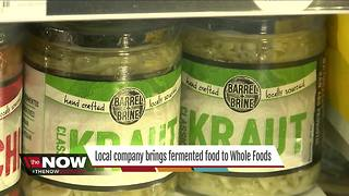 Local business featured at new Whole Foods - Video