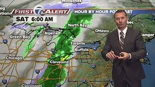 7 First Alert Forecast 10/27/2017 - Video
