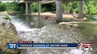 Toddler drowns in Delaware County - Video