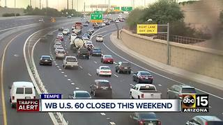 Top stories: Woman sentenced for hiding son, Navajo officer sentenced for DUI crash, US 60 this weekend - Video