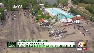 4th of July deals - Video