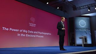 Cambridge Analytica Reportedly Tried To Stop Documentary From Airing