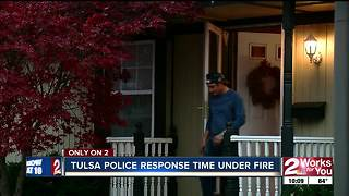 Man waits 21 hours for police to respond to burglary - Video
