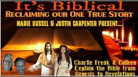 It's Biblical... Reclaiming Our One True Story Episode 6