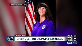Chandler 9-1-1 dispatcher killed in northern Arizona crash - Video