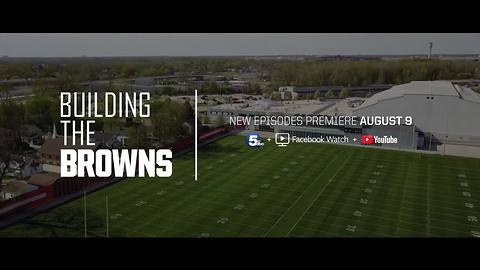 Building the Browns preview