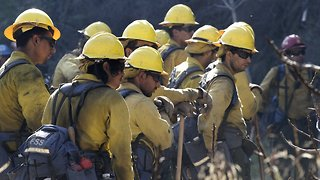 New Forest Service Plan Aims To Alleviate Wildfire Problem - Video