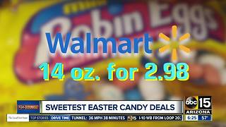 Sweetest Easter candy deals
