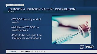 Lee County leaders prepare for Johnson & Johnson vaccine
