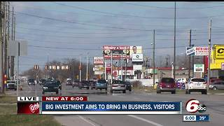 Big investment aims to bring business and visitors to Lafayette - Video