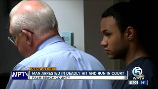 Driver in deadly Loxahatchee hit-and-run crash pleads not guilty - Video
