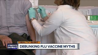 Debunking flu vaccine myths - Video