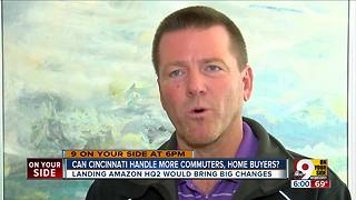 Housing business would boom with Amazon HQ2 - Video