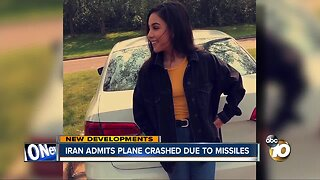 San Diego student killed in Iran plane crash remembered by friends