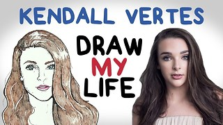 Kendall Vertes || Draw My Life - Video