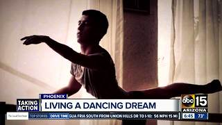 Ballet Arizona hosting international students for first time - Video