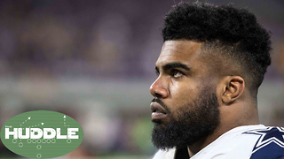 Are the Cowboys SCREWED Without Ezekiel Elliot? -The Huddle