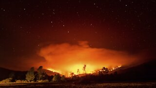 California Wildfires Massive But Not Deadliest In State History