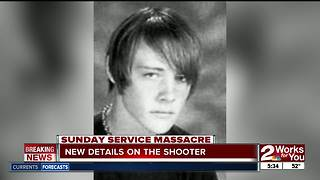 Learning more about shooter Devin Kelley in Texas massacre - Video
