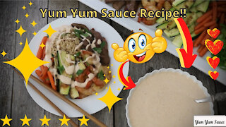 Delicious recipes: Hot to make yum yum sauce