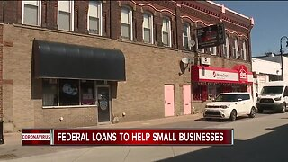 Federal loans to help small businesses