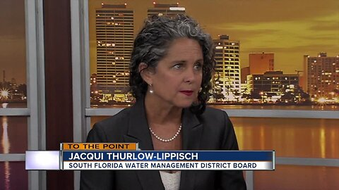 To The Point 7/14/19: Managing water in South Florida