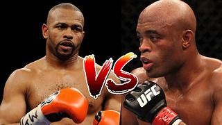 Anderson Silva & Roy Jones Jr AGREE to Fight! - Video