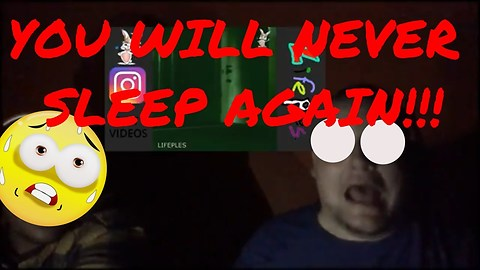 WORST SCARE EVER RECORDED!!! Click only if you can handle it. (Reaction Video)
