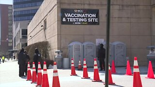 Mayor Scott wants 300,000 COVID-19 vaccine doses from Johnson & Johnson to stay in the city