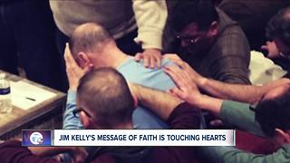 Kelly's hold hope in faith - Video