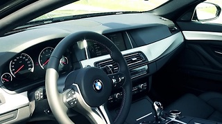 BMW M5 F10 Presentation - Video