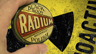 Ten Day-To-Day Products From The Past That Were Radioactive - Video