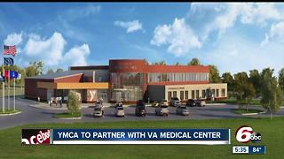 YMCA to partner with VA Medical Center - Video