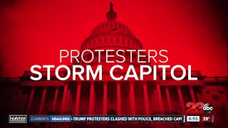 Protestors storm The Capitol: one decision with national and international impacts