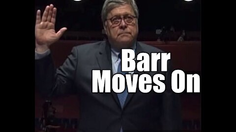 Barr Moves On. The Great Election Sting! Part 26. B2T Show Dec 14