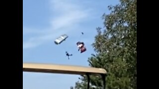 Retired Green Beret Sky Diving Accident