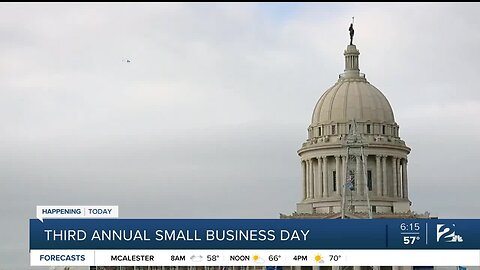 Third annual Small Business Day