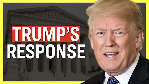 Trump Reacts to Supreme Court Decision to Let Prosecutors Obtain His Taxes | Facts Matter