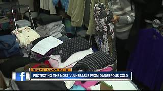 Non-profits helping those in need during the cold snap in Tampa Bay