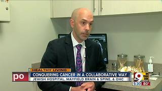 A collaborative way to conquer cancer