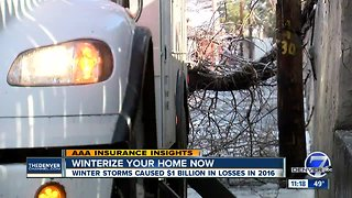 How to Properly Winterize Your Home