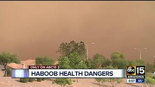 What's in haboob dust that makes researchers want yo - Video