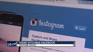 Facebook no longer popular among teens - Video