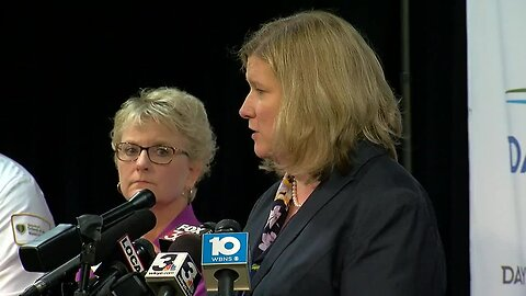 Dayton officials give second update on mass shooting Sunday