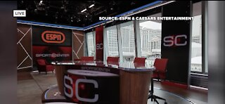 FIRST LOOK: Inside the ESPN studio coming to Las Vegas