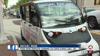 Nickel Rides Coming to Cape Coral - Video