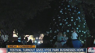Hyde Park business - Video