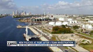 New major policy changes at Port Tampa Bay after I-Team investigation - Video