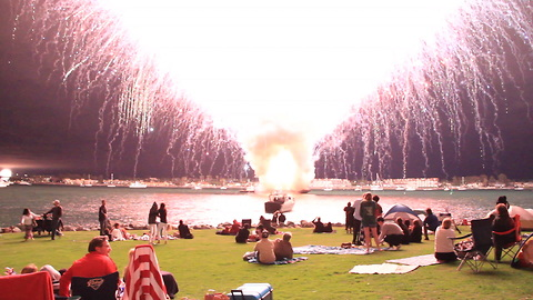 An Oral History of the Great San Diego Fireworks Fail of 2012 - Video