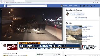 NHP investigating viral video